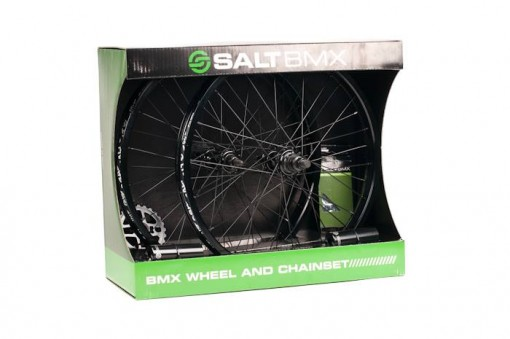 SALT VALON WHEEL AND CHAINSET