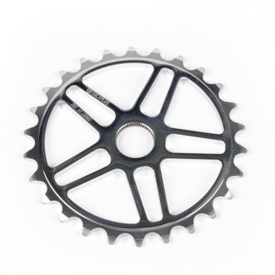 salt spline star sprocket chrome