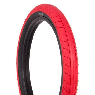 cult red tire